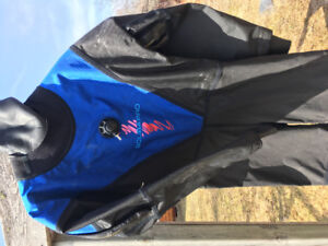 Scuba drysuit. New lowered price