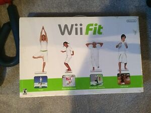 WIIFIT - BRAND NEW