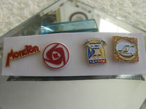 INTERESTING ASSORTMENT of COLLECTORS LAPEL PINS