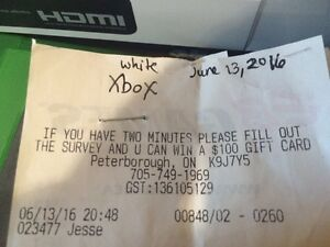 10/10 Condition Xbox One +1 Year Warranty Peterborough Peterborough Area image 2