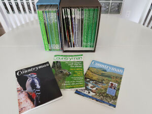 The Countryman magazine: back issues 2001 - 2009