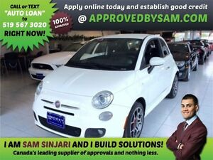 FIAT 500 - APPLY WHEN READY TO BUY @ APPROVEDBYSAM.COM