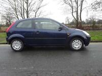 Ford Fiesta 1.4 ( a/c ) 2003/03 LX 118,000 miles very good condition May mot