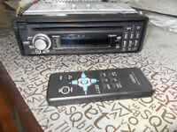 Clarion Mp3 Stereo with remote
