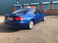 STUNNING BMW 320I SE- 2 DOOR COUPE- 2 LADY OWNERS FROM NEW- FSH- 6 MONTHS WRNTY