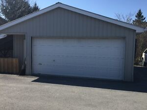 24' x 24' GARAGE/STORAGE BUILDING WITH EASY ACCESS TO 401 -