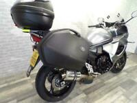 2011 SUZUKI GSX1250FA with 3 part luggage Delkevic exhaust, centre stand and...