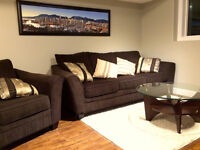New, Fully Furnished Elite Suite