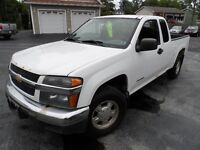 2005 Chev Colorado, ext cab 4dr