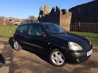 2004 Renault Clio 1.2 16v - AC - ** 12 Month Mot **