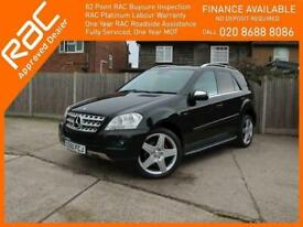image for 2010 Mercedes-Benz M Class Sport SUV Diesel Automatic