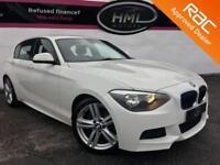 2013 13 BMW 1 SERIES 2.0 116D M SPORT 5D 115 BHP DIESEL