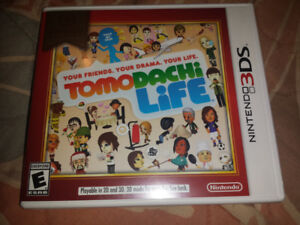 Tomodachi Life Nintendo 3DS game
