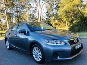 FINANCE FROM $64 PER WEEK* - 2012 LEXUS CT 200H HYBRID PRESTIGE LOAN Parramatta Parramatta Area Preview