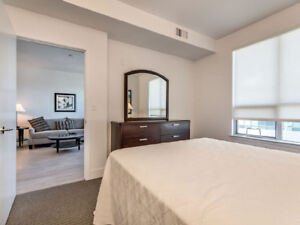 Downtown St Catharines One Bedroom Condo 1st June