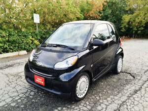 2010 Smart Fortwo Pure Coupe Low Km's No Accidents Certified