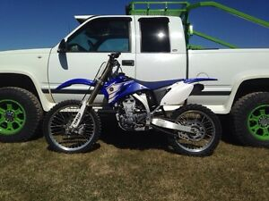 2007 yz450f low hours! Show room condition!