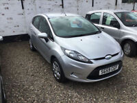 Ford Fiesta 1.4TDCi 2009MY Style 5DR