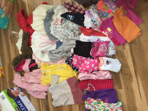 Baby clothes 12 & 12-18months