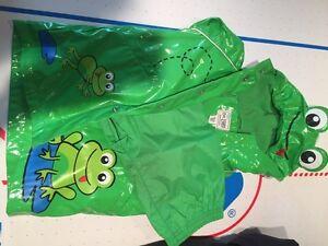Children's Place Rain Coat and Pants
