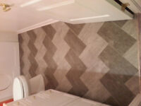 Professional floor and tile installation