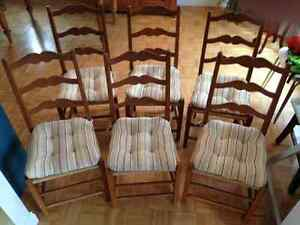 Chaises reproductions antiques (6)