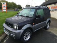 10 SUZUKI JIMNY SZ4 4WD 25000 MILES 6 SERVICES VERY CLEAN EXAMPLE