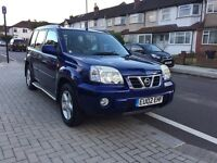Nissan X-trail 2.2 Di 4WD diesel 6 speed, low millage