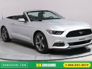 2016 Ford Mustang V6 AUTO A/C MAGS BLUETOOTH CAMERA RECUL