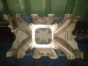 351 Cleveland Heads, Intake & Block with crank