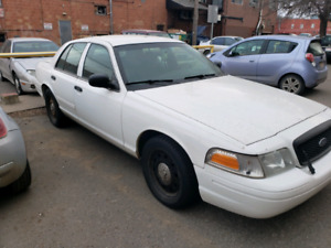 *REDUCED* 2010 Ex-Police Interceptor Ford Crown Vic