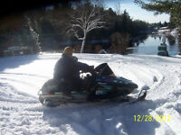 1996 POLARIS SNOWMOBILE