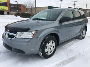 2009 Dodge Journey FWD 7 Seater RearAC Saftied CLEAN TITLE 4.25%