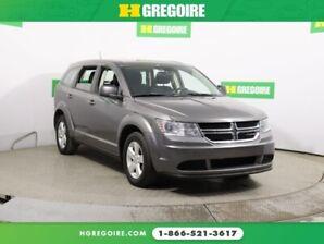 2013 Dodge Journey Canada Value Pkg AUTO A/C GR ELECT  MAGS