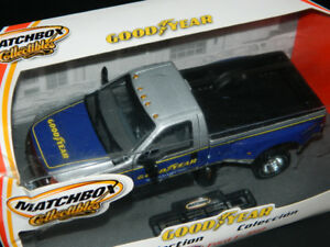 Matchbox Collectibles 1/24 Ford F-350 Diecast Pickup Goodyear