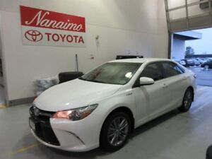 Toyota Camry Hybrid 4dr Sdn 2017