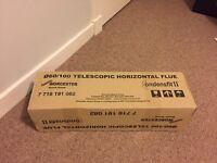 Worcester Bosch horizontal boiler flue kit