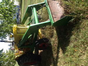 Tractor/Wheel Loader/Carpentry Saws/tools/Farm Sprayer/Trencher