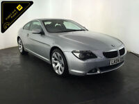 2004 BMW 645 CI COUPE MANUAL 333 BHP V8 SERVICE HISTORY FINANCE PX WELCOME