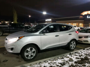 Hyundai Tucson 2013 only 38,900 kms! Heated Seats & Bluetooth