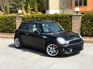MINI COOPER  S / 2012 / AUTOMATIQUE / 65 000 KM
