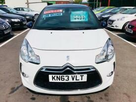 ***Citroen DS3 1.6e-HDi Airdream DStyle Plus Only 34,000 Miles 2013***