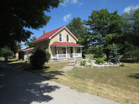 4 ACRE FARM BESIDE SAUGEEN GOLF COURSE- SAUGEEN SHORES