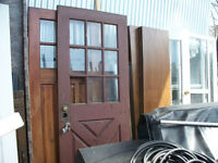 All kinds of hobby & craft supplies from old Doors $5.00 each