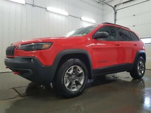 2019 Jeep Cherokee 4x4 Trailhawk