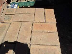 Variety of RECYCLED  pavers.. ...purchase ONLY what you need.... North Plympton West Torrens Area Preview