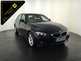2013 63 BMW 318D SE 4 DOOR SALOON 1 OWNER BMW SERVICE HISTORY FINANCE PX WELCOME
