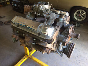 1966 GTO 389 4 BBL Engine Code WT 4-Speed  Rebuilt .030