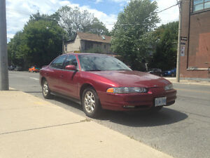2000 Oldsmobile Intrigue - very reliable
