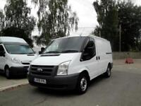 2009 FORD TRANSIT 2.2 TDCI SWB TWIN SLIDE DOORS Panel Van